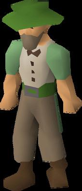 Green Gemstone Director