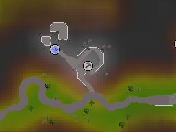 Silvarea mine map