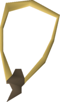 Asleif's necklace detail