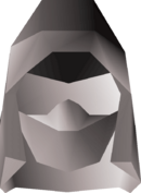 Graceful hood (Kourend) detail