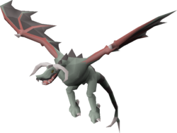 Long-tailed Wyvern