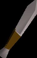 Knife detail