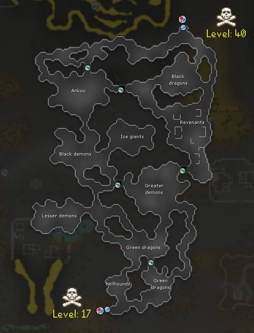 Mage Arena II, Revenant Caves & Deadman Beta (5)