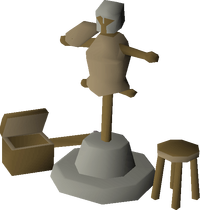 how to make armour stand runescape