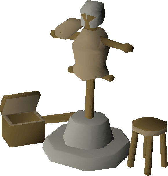Armour Stand Old School Runescape Wiki Fandom Powered By Wikia