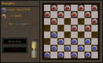 Draughts interface