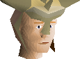 Graahk headdress chathead
