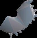 Crystal shield detail