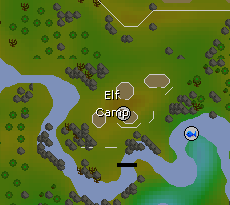 Elf Camp map