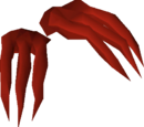 Dragon claws