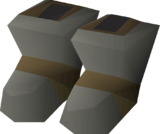 Granite boots detail
