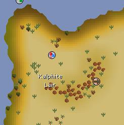Arabian 3 (music track) map