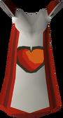 Hitpoints cape (t) detail