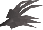 Iron claws detail