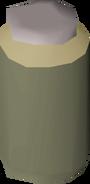 Jar of dirt detail