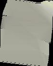 Letter (The Golem) detail