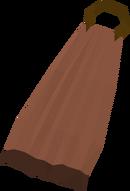 Castlewars cloak (Zamorak) detail