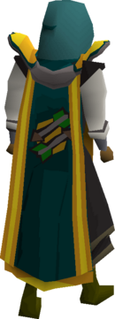 Fletching cape (t) equipped