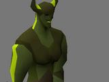 The Moss Giant Boss: Bryophyta