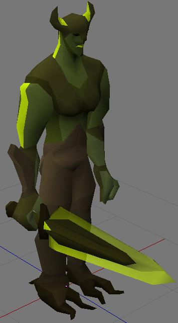 The Moss Giant Boss- Bryophyta (1)