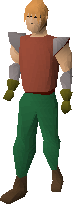 Slayer gloves equipped