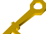 Weapon store key