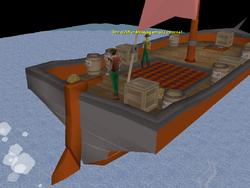 Bone Voyage - sailing the ocean blue