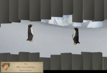 Spying on penguins