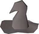 Grey hat detail
