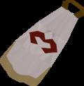 Zamorak cloak detail