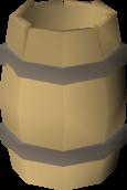 Barrel (The Tourist Trap) detail