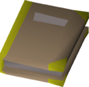 Book of war detail
