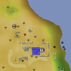 Clay golem location