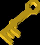 Glough's key detail