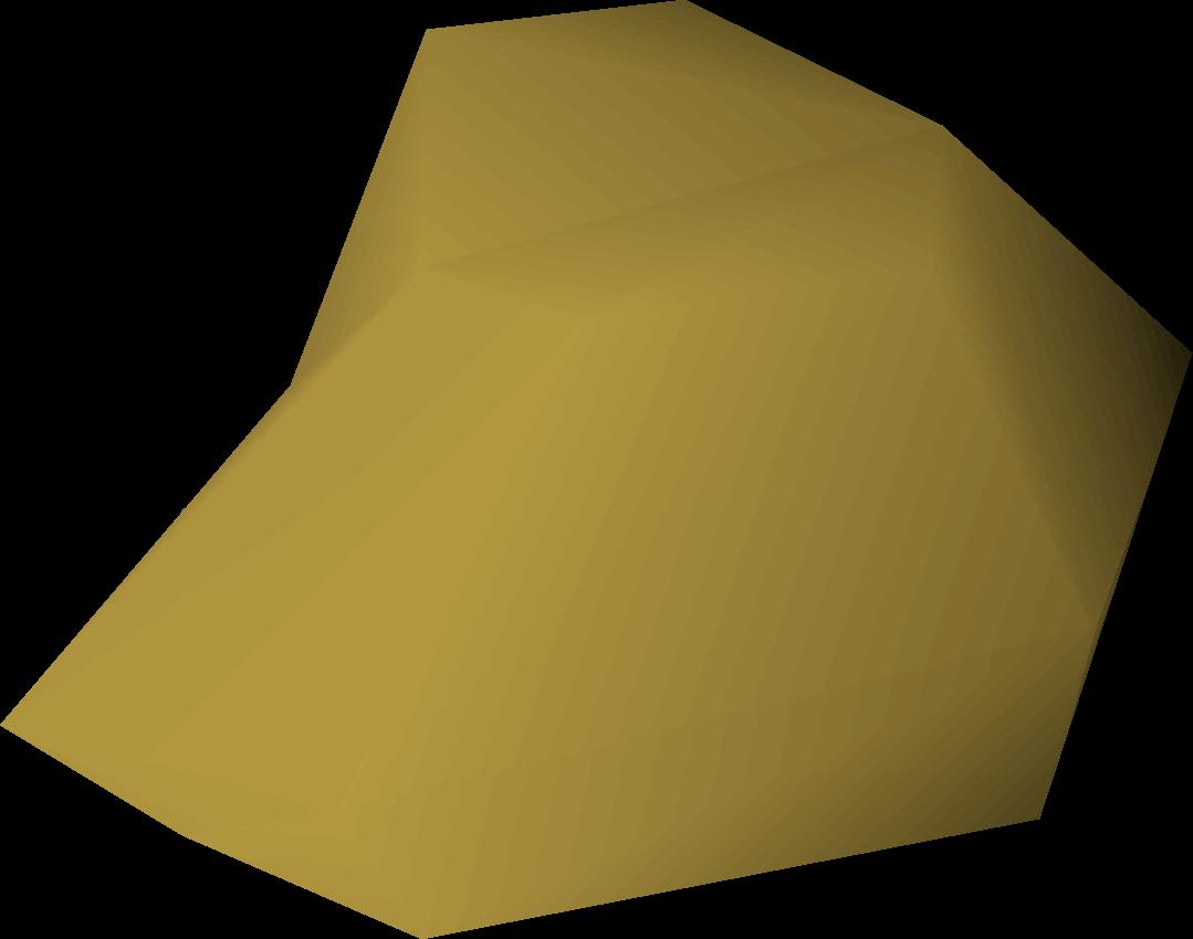 Golden nugget | Old School RuneScape Wiki | FANDOM powered