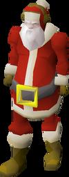 Santa boots equipped v1