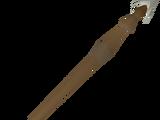 Barb-tail harpoon