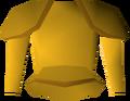 Gilded platebody detail