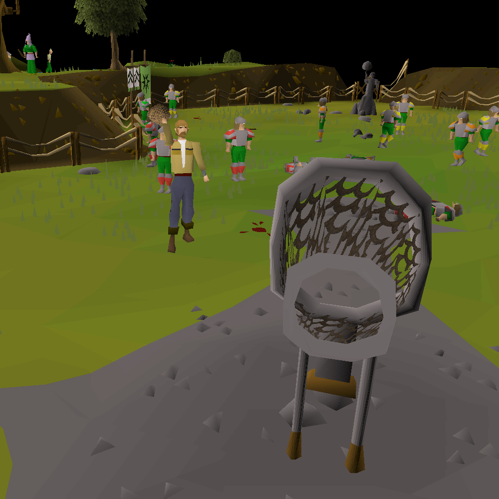 Gnome Ball Old School Runescape Wiki Fandom Powered By Wikia