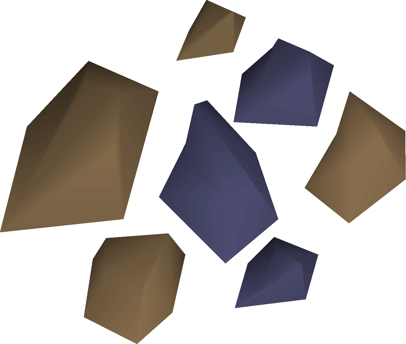 Mithril ore detail