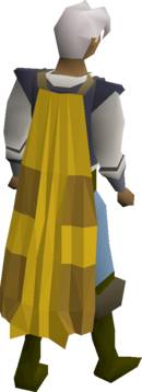 Team-13 cape equipped