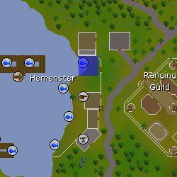Sinister Stranger location