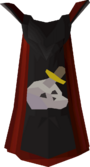 Slayer cape (t) detail