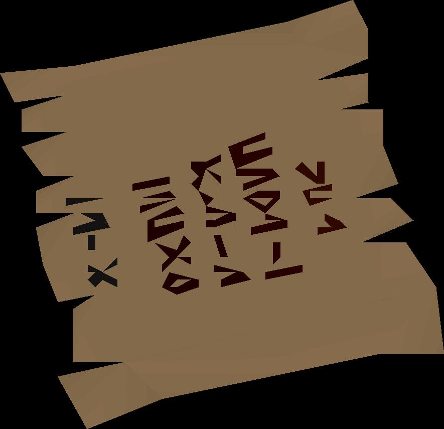 Dexterous prayer scroll | Old School RuneScape Wiki | FANDOM powered