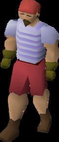 Cabin boy Jenkins