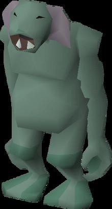 Sea troll (lv 87)