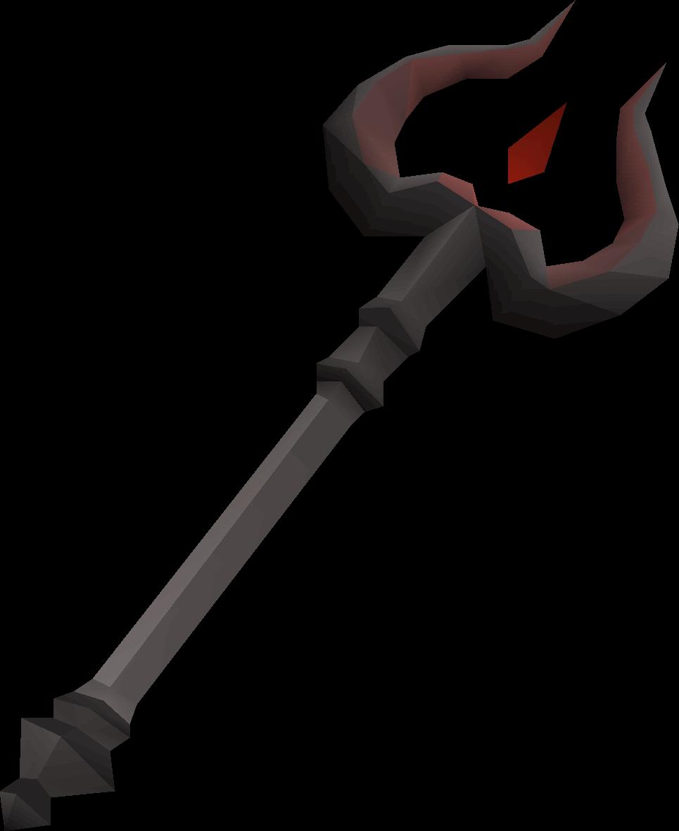 Thammaron's sceptre | Old School RuneScape Wiki | FANDOM