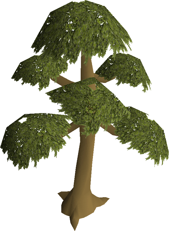 Runescape Fruit Trees Part - 50: Yew Tree