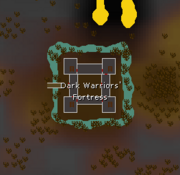 Dark Warriors' Fortress map