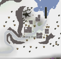 Fishing Hamlet map